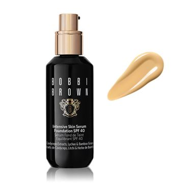 Bobbi Brown – Intensive Skin Serum Foundation SPF40 nawilżający podkład do twarzy z pompką W-026 Warm Ivory (30 ml)