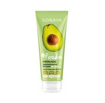 Soraya #Foodie Awokado – superodżywczy balsam do ciała (200 ml)