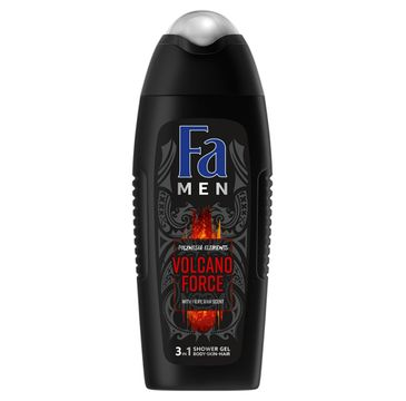 Fa Men Polynesia Elements żel pod prysznic 3w1 Volcano 400 ml