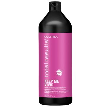 Matrix Total Results Keep Me Vivid Shampoo – szampon wydobywający kolor włosów farbowanych (1000 ml)