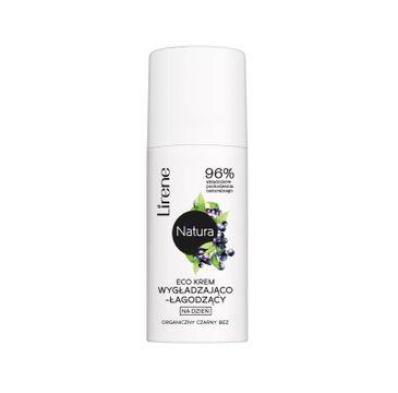 Lirene Natura Eco – krem wygładzająco-łagodzący krem na dzień Organiczny Czarny Bez (50 ml)