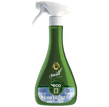 Mill Clean Eco Płyn Do Szyb płyn czyszczący szkło i lustra 555ml