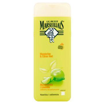 Le Petit Marseillais – żel pod prysznic Mandarynka-Limonka (400 ml)