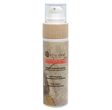 Shy Deer Natural Enzymatic Peeling naturalny peeling enzymatyczny 100ml