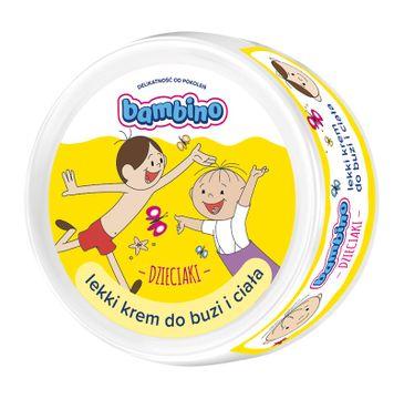 Bambino – Dzieciaki lekki krem do buzi i ciała (250 ml)