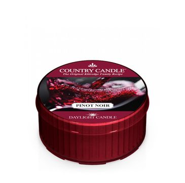 Country Candle – Daylight świeczka zapachowa Pinot Noir (35 g)