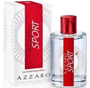 Azzaro – Sport woda toaletowa spray (100 ml)