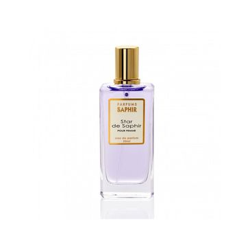 Saphir  – woda perfumowana spray Star Women  (50 ml)