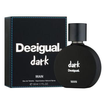 Desigual Dark Man woda toaletowa spray 50ml