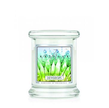 Kringle Candle –  świeca zapachowa Dewdrops (128 g)