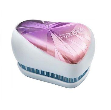 Tangle Teezer Compact Styler Hairbrush – szczotka do włosów Smashed Holo Blue (1 szt.)