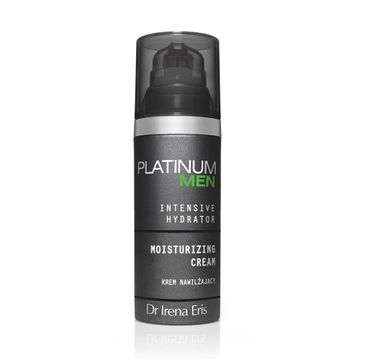 Dr Irena Eris Platinum Men (Intensive Hydrator Moisturizing Cream krem nawilżający 50 ml)