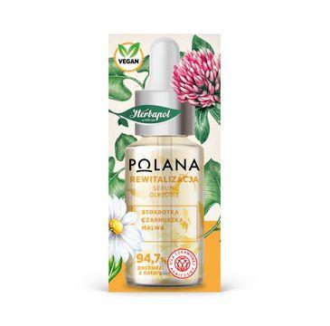 Polana – Rewitalizacja serum olejowe (30 ml)