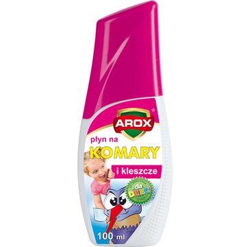 Arox – Płyn na komary i kleszcze dla dzieci (100 ml)