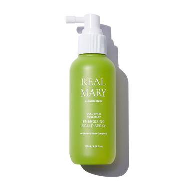 Rated Green – Pobudzający spray do skóry głowy Real Mary (120 ml)