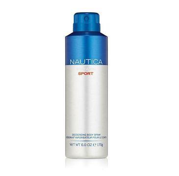Nautica Voyage Sport – dezodorant spray (170 g)
