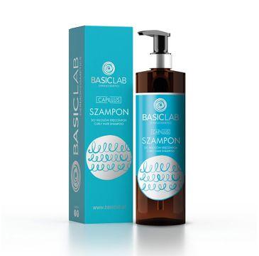 BasicLab Capillus Shampoo (szampon do włosów kręconych 300 ml)