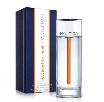 Nautica Life Energy – woda toaletowa spray (100 ml)