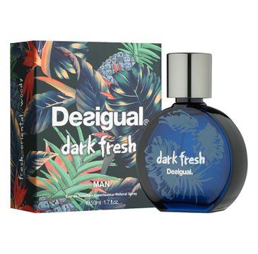 Desigual Dark Fresh Man woda toaletowa spray 50ml