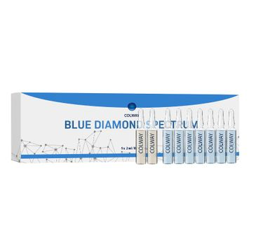Colway – Blue Diamond Spectrum ampułki (9 x 2 ml)