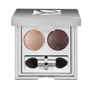 Dr Irena Eris Twin Eyeshadow (podwójne cienie do powiek 202 Desirable Choco 0.75 g)