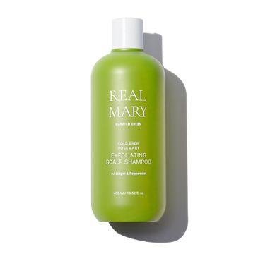 Rated Green – Szampon złuszczający skórę głowy Real Mary (400 ml)