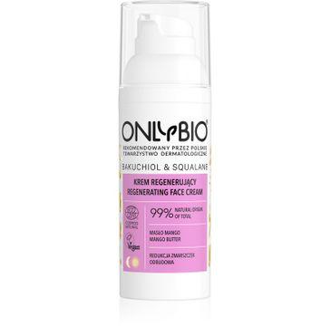 OnlyBio – Bakuchiol & Squalane krem regenerujący do twarzy (50 ml)