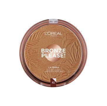 L'Oreal Paris Bronze Please La Terra bronzer 02 Capri Naturale 18g