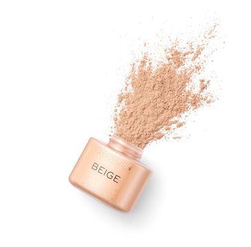 Makeup Revolution Puder sypki Baking Powder Beige