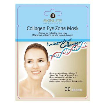 SKINLITE Collagen Eye Zone Mask – płatki pod oczy Kolagen (30 szt.)