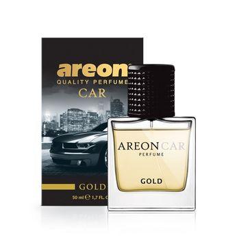 Areon Car Perfume Glass – perfumy do samochodu Gold (50 ml)