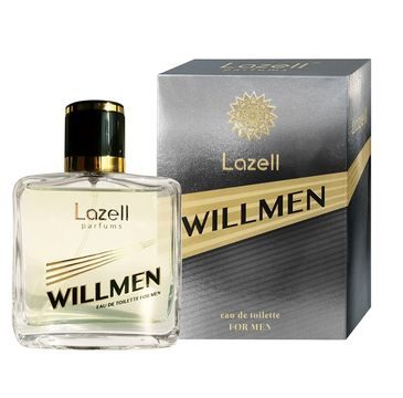 Lazell Willmen For Men – woda toaletowa spray (100 ml)