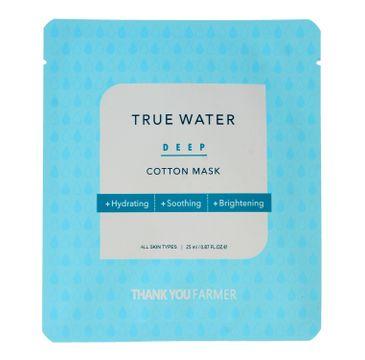 Thank You Farmer – True Water Maska w płacie (1 szt.)