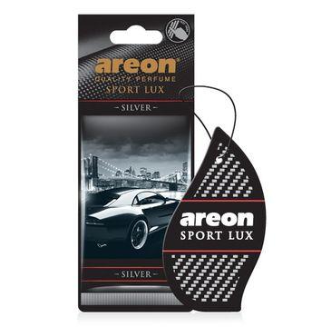 Areon Sport Lux – odświeżacz do samochodu Silver (1 szt.)