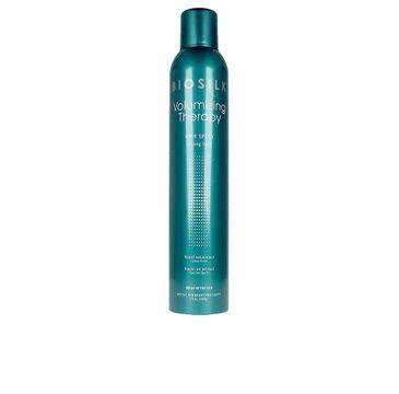 BioSilk – Lakier do włosów nadający objętość Volumizing Therapy Hair Spray Strong Hold (284 g)