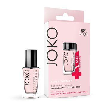Joko – Nails Therapy Nawilżające Rozjaśnienie odżywka do paznokci (11 ml)