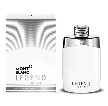 Mont Blanc – Legend Spirit Pour Homme woda toaletowa spray (200 ml)