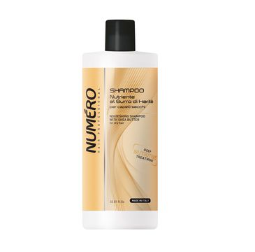 Numero – Odżywiający szampon z masłem shea (1000 ml)