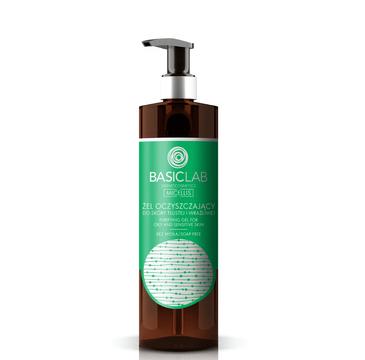 BasicLab Micellis Gel (żel oczyszczający do skóry tłustej i wrażliwej 300 ml)