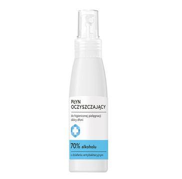 Miraculum – płyn oczyszczający antybakteryjny 70% (100 ml)