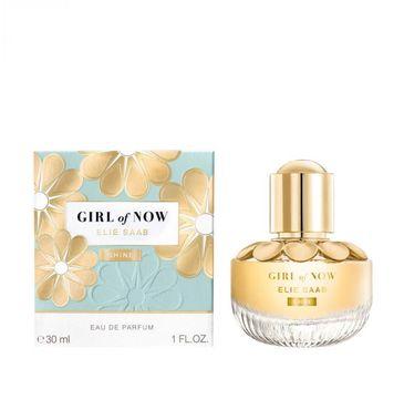 Elie Saab Girl Of Now Shine – woda perfumowana spray (30 ml)