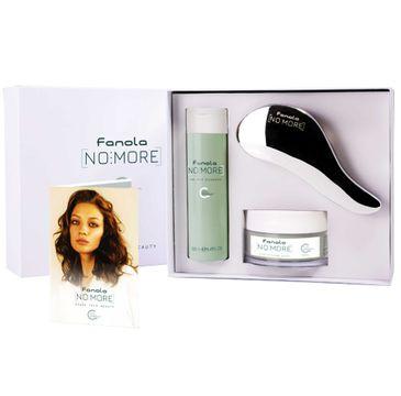 Fanola – No More zestaw szampon 250ml + maska 200ml + szczotka (1 szt.)