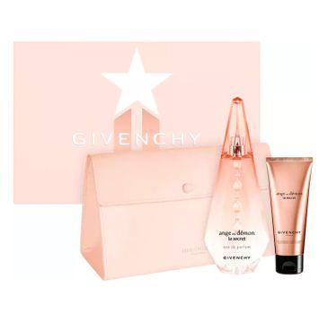 Givenchy Ange Ou Demon Le Secret zestaw woda perfumowana spray 100ml + balsam do ciała 75ml + kosmetyczka
