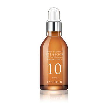 It's Skin Power 10 Formula YE Effector Regenerujące – serum do twarzy z ekstraktami drożdżowymi (60 ml)