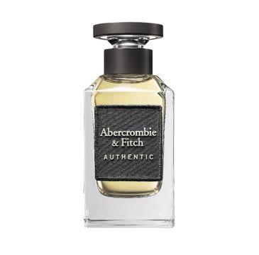 Abercrombie&Fitch Authentic Man - woda toaletowa spray (100 ml)