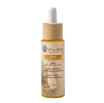 Shy Deer Elixir eliksir do twarzy ciała i włosów 30ml