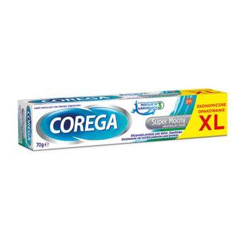 Corega Super Mocny krem mocujący do protez zębowych Naturalny Smak 70g