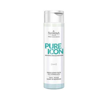 Farmona Professional – Pure Icon dwufazowy płyn do demakijażu (250 ml)