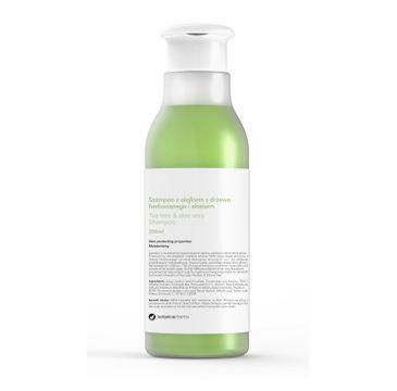 Botanicapharma – Tea Tree & Aloe Vera Shampoo szampon z olejkiem z drzewa herbacianego i aloesem (250 ml)