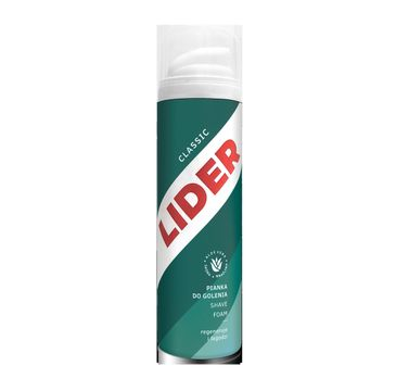Lider – Classic Pianka do golenia (200 ml)